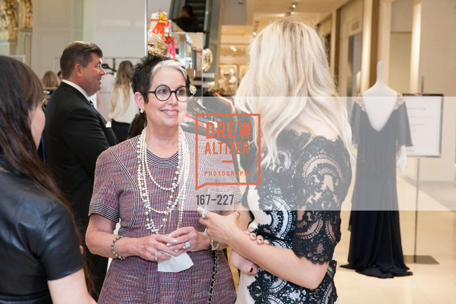 Karen Kubin, Keren Craig Personal Appearance for Marchesa Fall Trunk Show, Neiman Marcus, May 7th, 2015,Drew Altizer, Drew Altizer Photography, full-service agency, private events, San Francisco photographer, photographer california