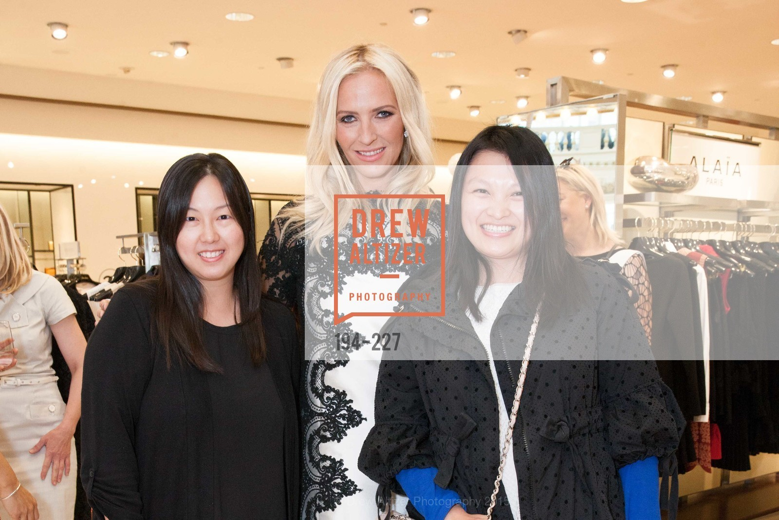 Tammy Hsiao, Keren Craig, Yawen Chin, Keren Craig Personal Appearance for Marchesa Fall Trunk Show, Neiman Marcus, May 7th, 2015,Drew Altizer, Drew Altizer Photography, full-service agency, private events, San Francisco photographer, photographer california