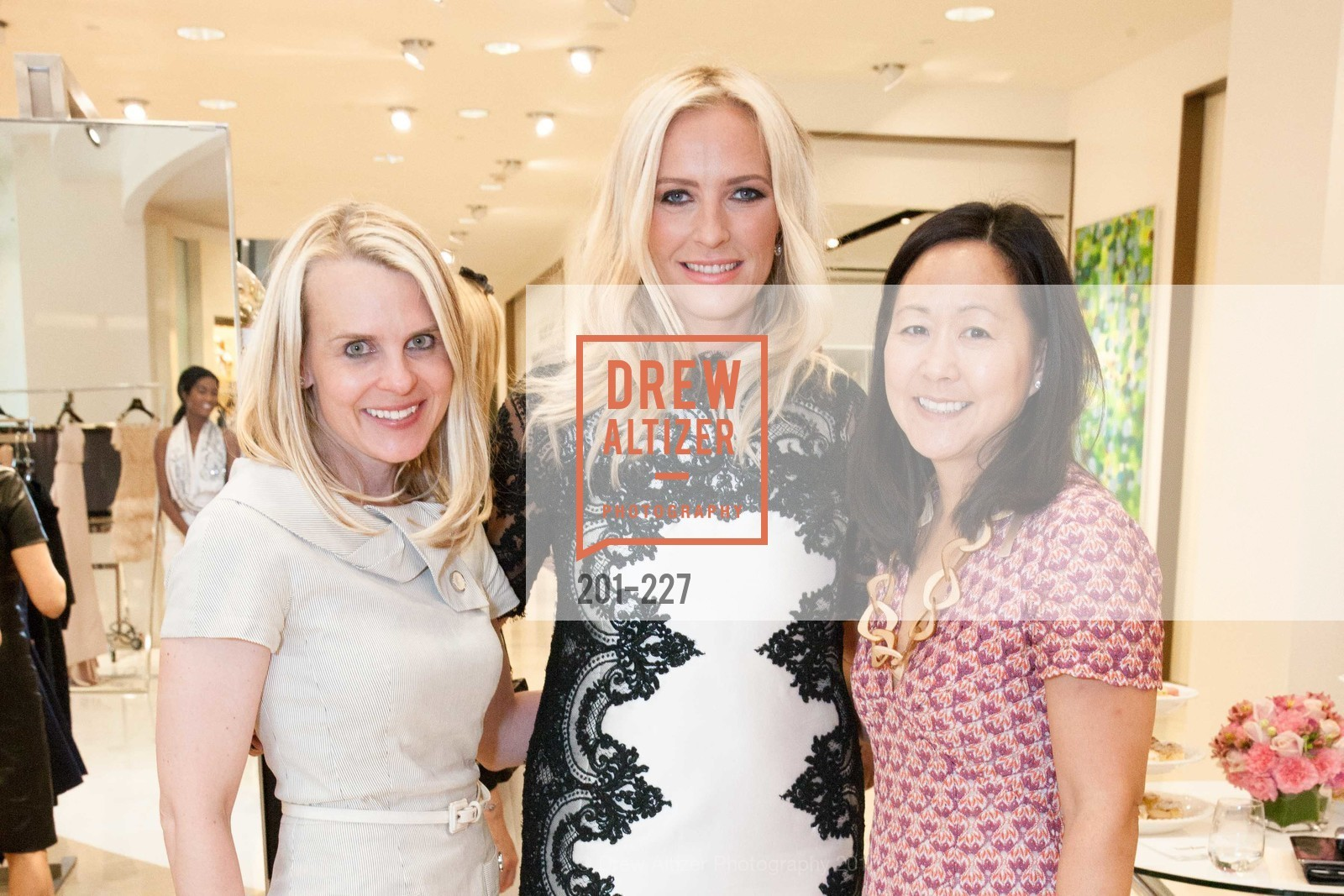 Jane Mudge, Keren Craig, Celeste Bobroff, Keren Craig Personal Appearance for Marchesa Fall Trunk Show, Neiman Marcus, May 7th, 2015,Drew Altizer, Drew Altizer Photography, full-service agency, private events, San Francisco photographer, photographer california