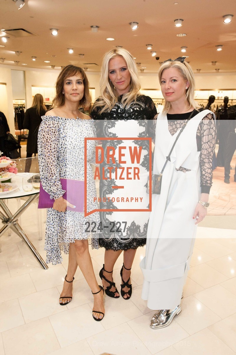 Lora DuBain, Keren Craig, Sonya Molodetskaya, Keren Craig Personal Appearance for Marchesa Fall Trunk Show, Neiman Marcus, May 7th, 2015,Drew Altizer, Drew Altizer Photography, full-service agency, private events, San Francisco photographer, photographer california