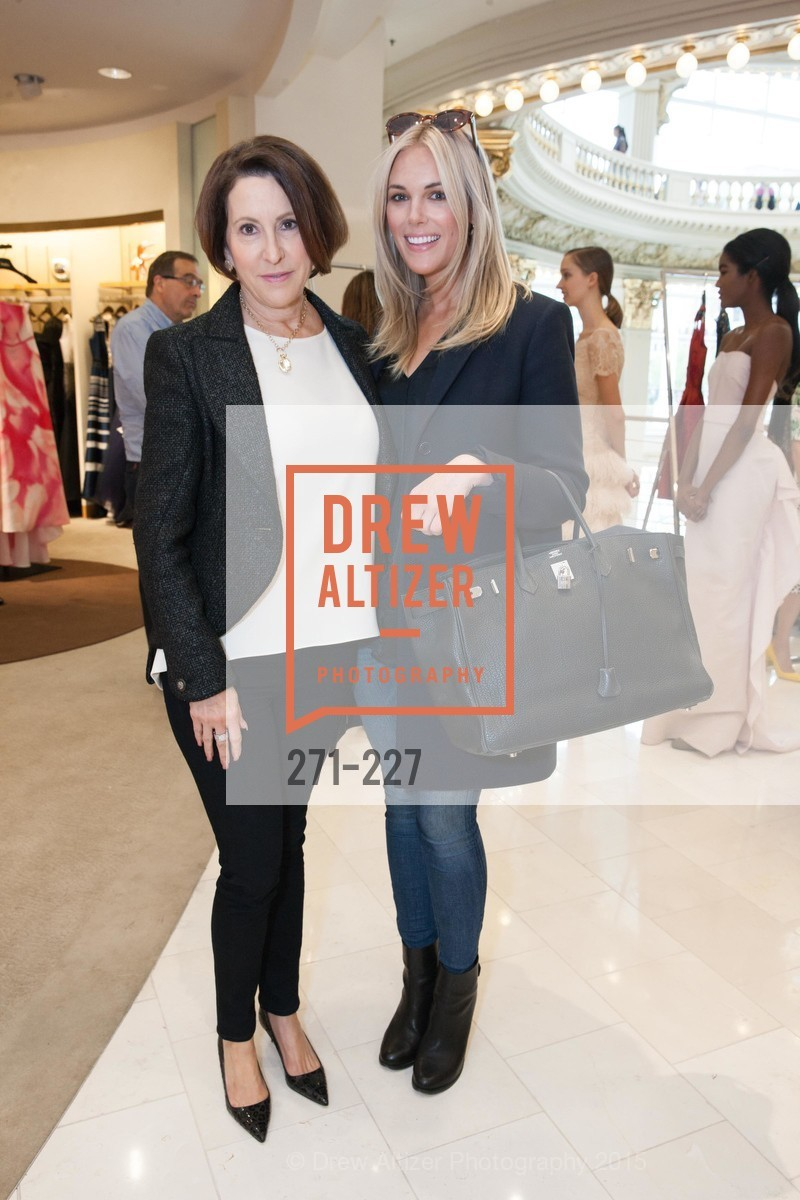 Susan Atherton, Jennifer Ritchey, Keren Craig Personal Appearance for Marchesa Fall Trunk Show, Neiman Marcus, May 7th, 2015,Drew Altizer, Drew Altizer Photography, full-service agency, private events, San Francisco photographer, photographer california
