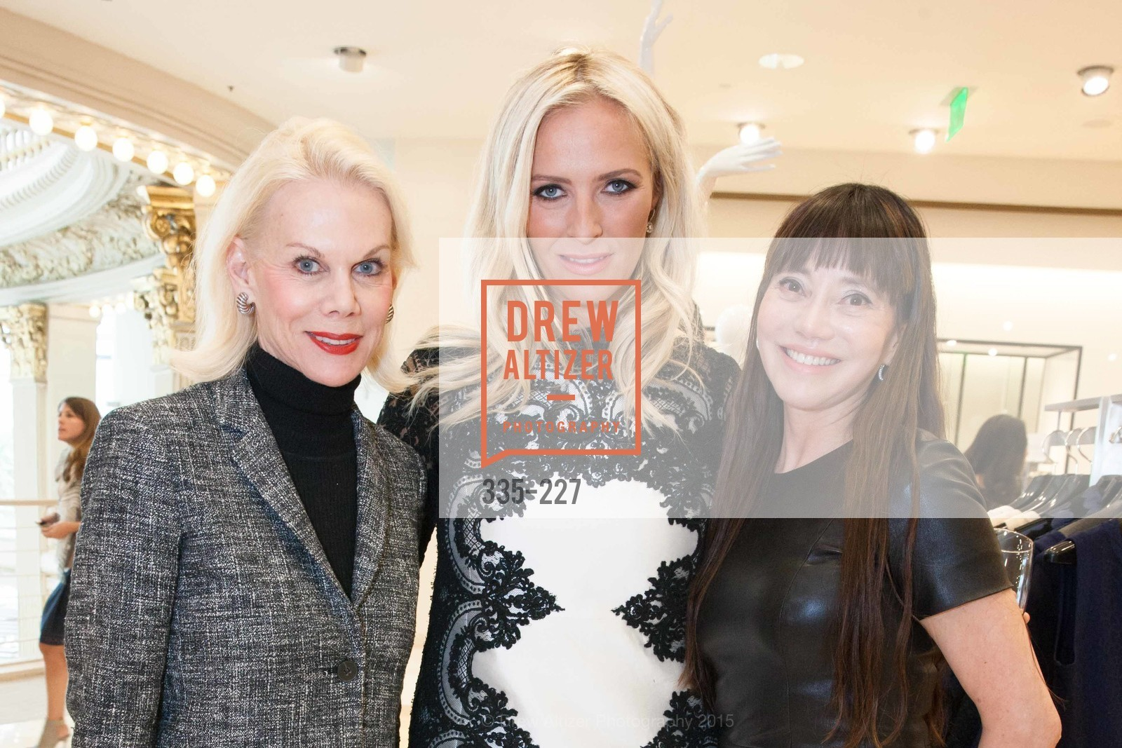Sandra Farris, Keren Craig, France Szeto, Keren Craig Personal Appearance for Marchesa Fall Trunk Show, Neiman Marcus, May 7th, 2015,Drew Altizer, Drew Altizer Photography, full-service agency, private events, San Francisco photographer, photographer california