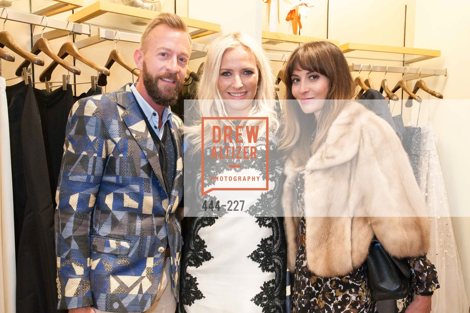 Michael Purdy, Keren Craig, Mary Gonsalves Kinney, Keren Craig Personal Appearance for Marchesa Fall Trunk Show, Neiman Marcus, May 7th, 2015,Drew Altizer, Drew Altizer Photography, full-service agency, private events, San Francisco photographer, photographer california
