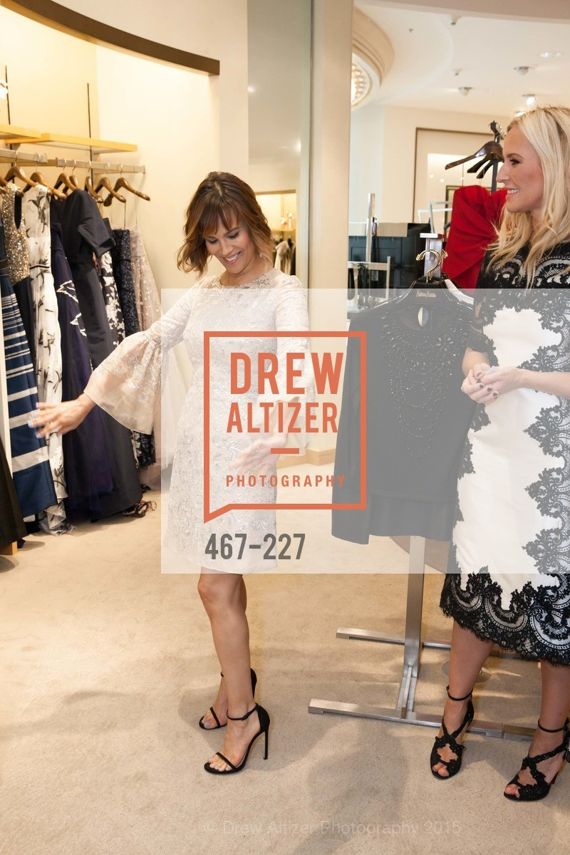 Lora DuBain, Keren Craig, Keren Craig Personal Appearance for Marchesa Fall Trunk Show, Neiman Marcus, May 7th, 2015,Drew Altizer, Drew Altizer Photography, full-service agency, private events, San Francisco photographer, photographer california