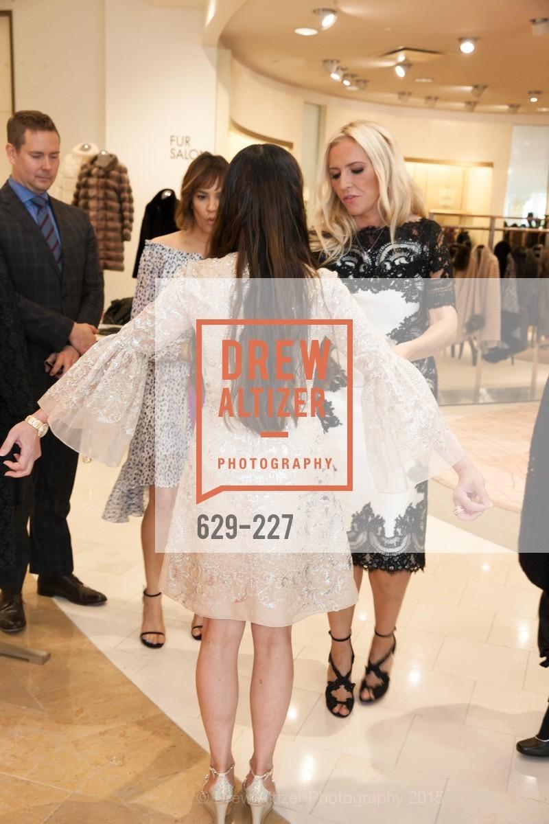 Keren Craig, Keren Craig Personal Appearance for Marchesa Fall Trunk Show, Neiman Marcus, May 7th, 2015