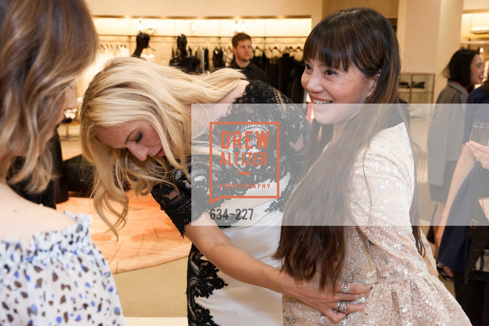 Keren Craig, France Szeto, Keren Craig Personal Appearance for Marchesa Fall Trunk Show, Neiman Marcus, May 7th, 2015,Drew Altizer, Drew Altizer Photography, full-service agency, private events, San Francisco photographer, photographer california