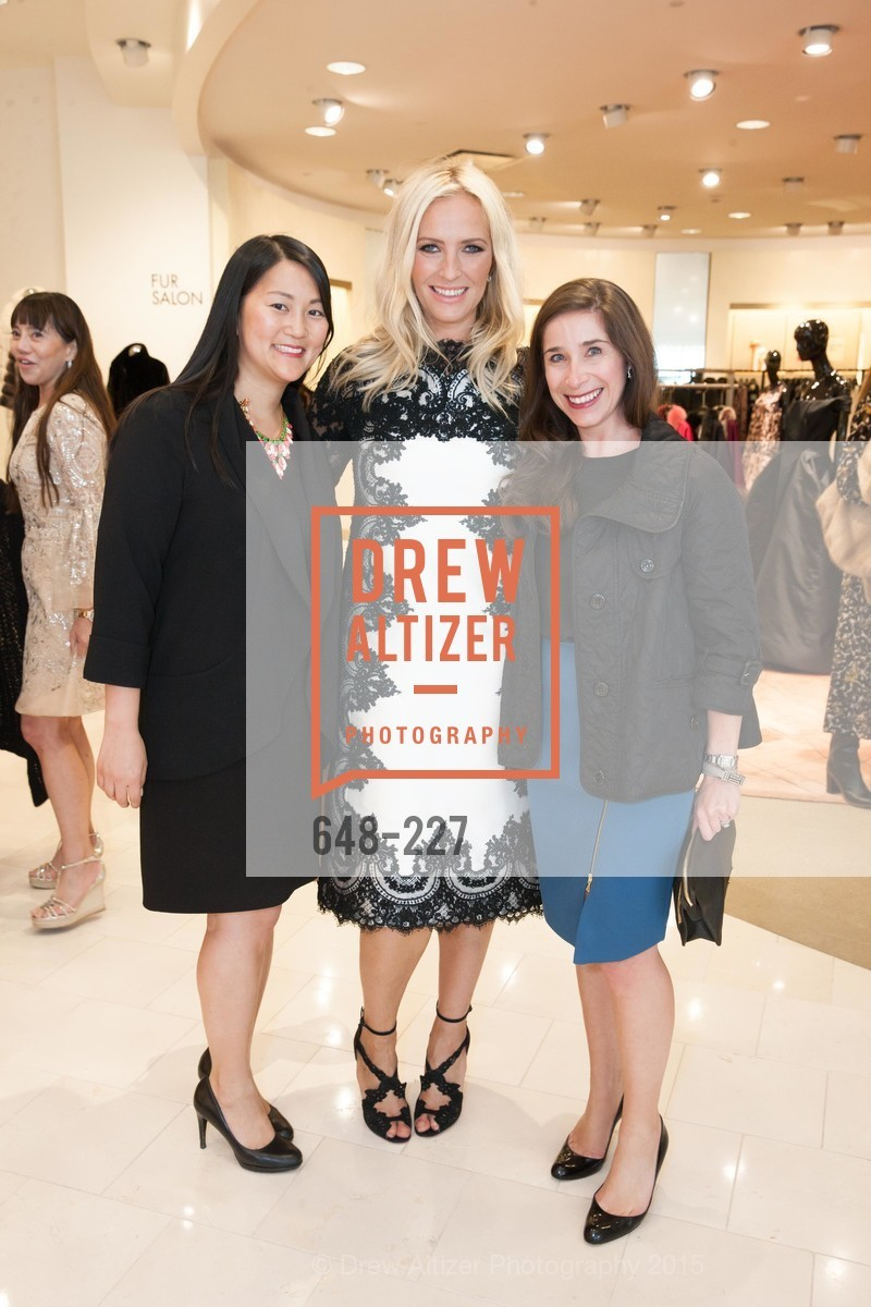 Gena Chen, Keren Craig, Dare Felchin, Keren Craig Personal Appearance for Marchesa Fall Trunk Show, Neiman Marcus, May 7th, 2015,Drew Altizer, Drew Altizer Photography, full-service agency, private events, San Francisco photographer, photographer california