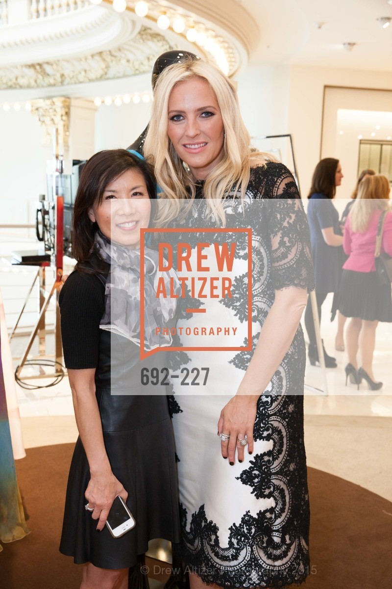 Jin Wang, Keren Craig, Keren Craig Personal Appearance for Marchesa Fall Trunk Show, Neiman Marcus, May 7th, 2015,Drew Altizer, Drew Altizer Photography, full-service agency, private events, San Francisco photographer, photographer california