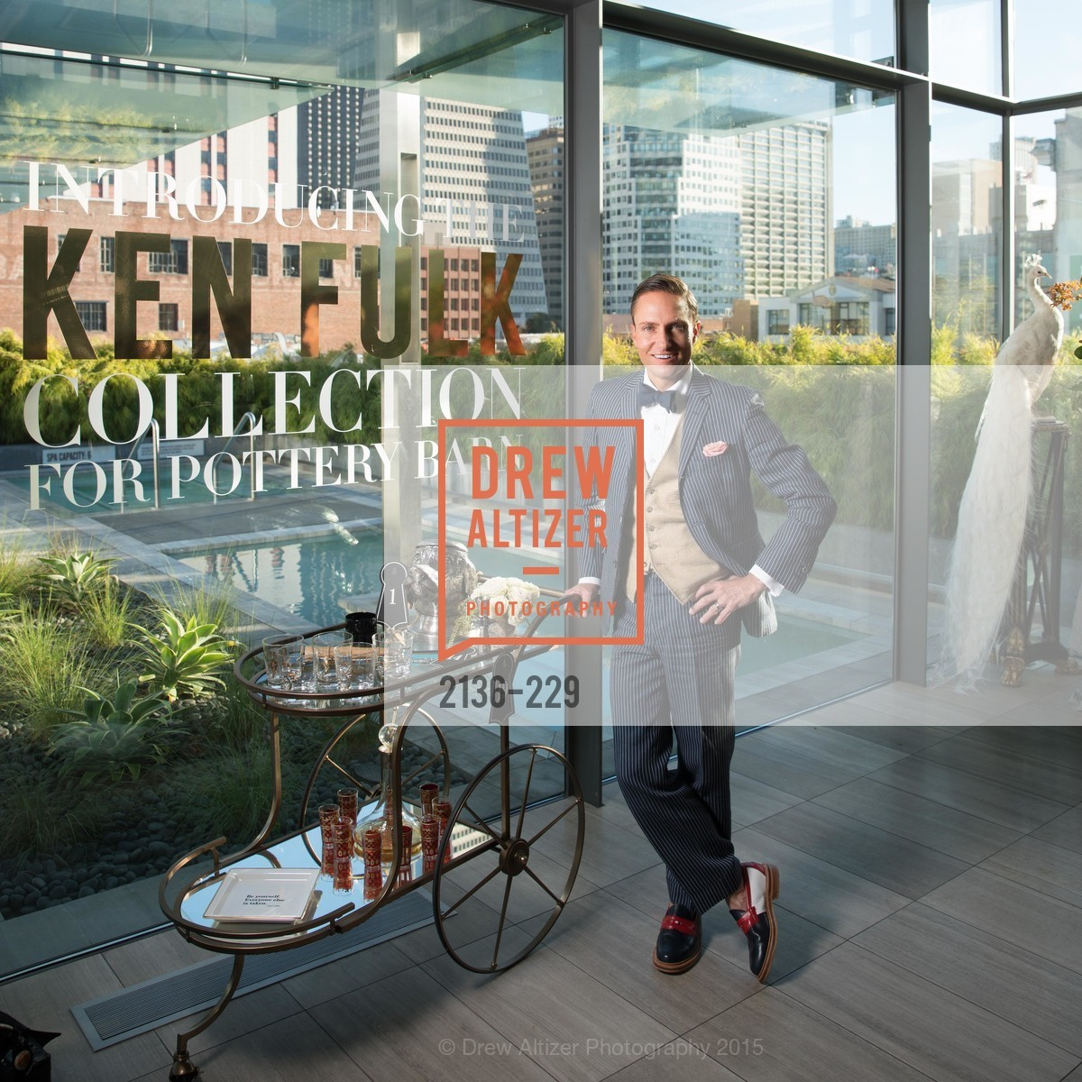 Ken Fulk, Ken Fulk Collection Arrival Party At The Battery, Battery. 717 Battery St, August 12th, 2015,Drew Altizer, Drew Altizer Photography, full-service agency, private events, San Francisco photographer, photographer california
