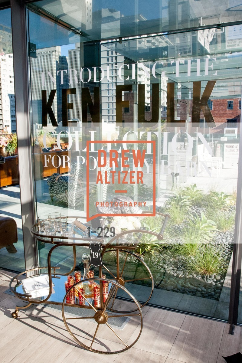 Atmosphere, Ken Fulk Collection Arrival Party At The Battery, Battery. 717 Battery St, August 12th, 2015,Drew Altizer, Drew Altizer Photography, full-service agency, private events, San Francisco photographer, photographer california