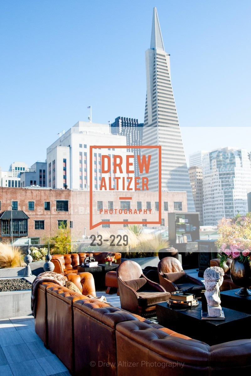 Atmosphere, Ken Fulk Collection Arrival Party At The Battery, Battery. 717 Battery St, August 12th, 2015,Drew Altizer, Drew Altizer Photography, full-service event agency, private events, San Francisco photographer, photographer California