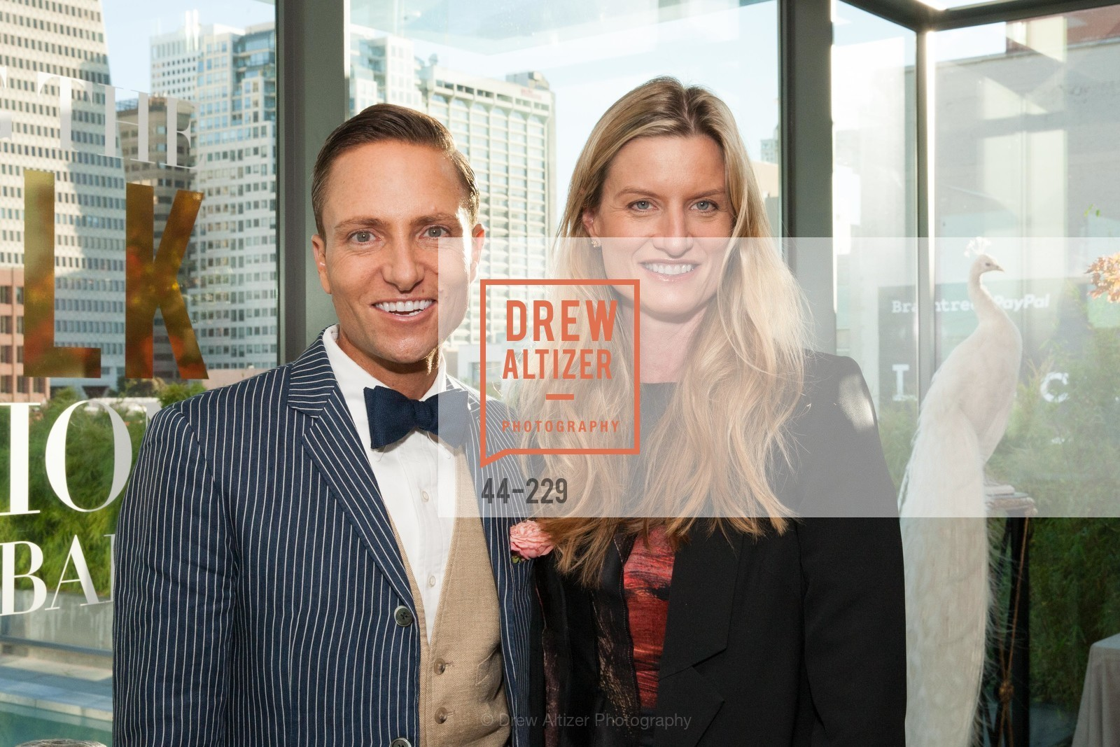 Ken Fulk, Laura Alber, Ken Fulk Collection Arrival Party At The Battery, Battery. 717 Battery St, August 12th, 2015,Drew Altizer, Drew Altizer Photography, full-service event agency, private events, San Francisco photographer, photographer California