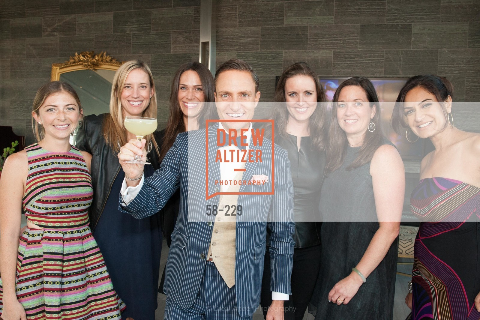 Vanessa Brunner, Laura Alber, Kathy Nelson, Ken Fulk, Kendra Stewart, Kim Terry, Monica Bhargava, Ken Fulk Collection Arrival Party At The Battery, Battery. 717 Battery St, August 12th, 2015,Drew Altizer, Drew Altizer Photography, full-service agency, private events, San Francisco photographer, photographer california