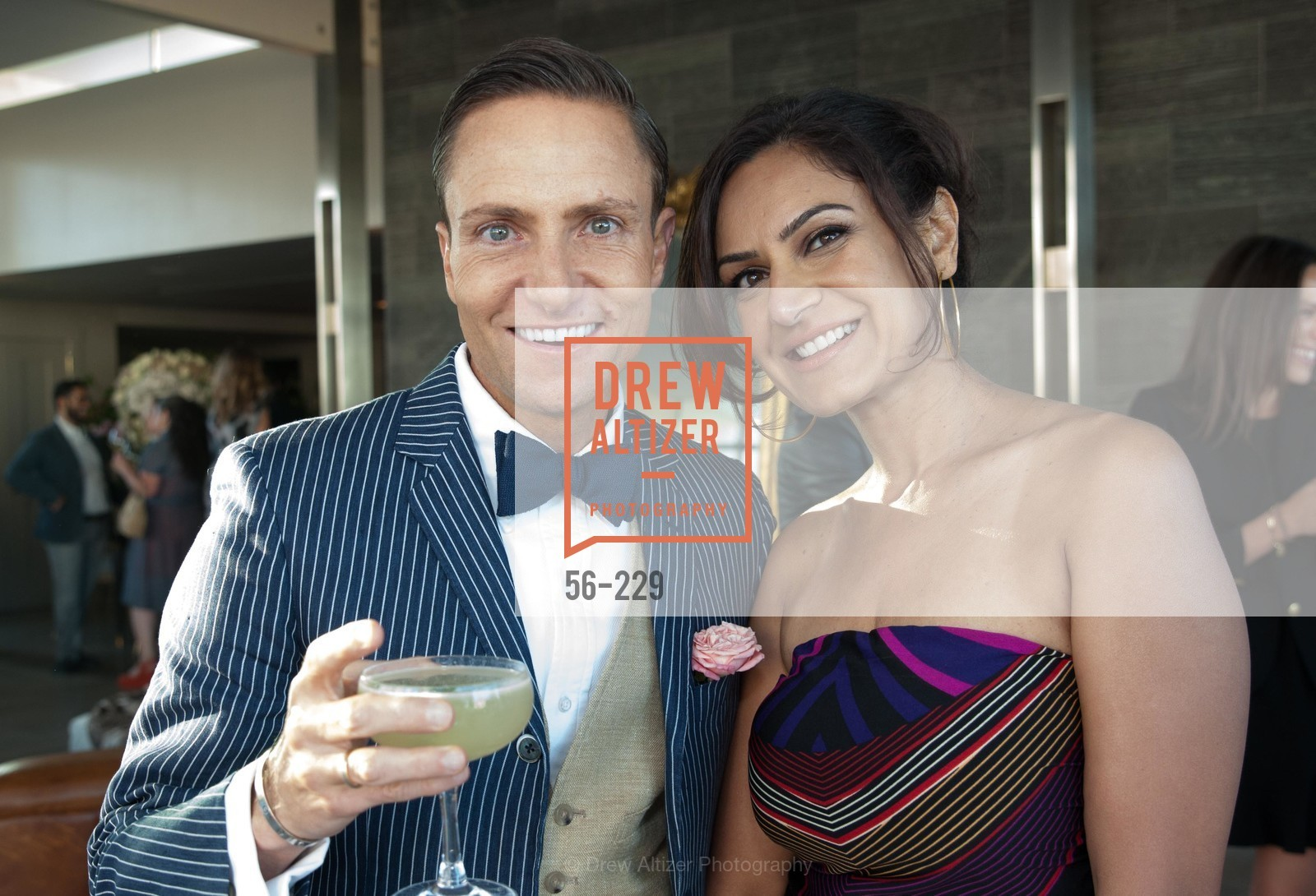 Ken Fulk, Monica Bhargava, Ken Fulk Collection Arrival Party At The Battery, Battery. 717 Battery St, August 12th, 2015,Drew Altizer, Drew Altizer Photography, full-service agency, private events, San Francisco photographer, photographer california