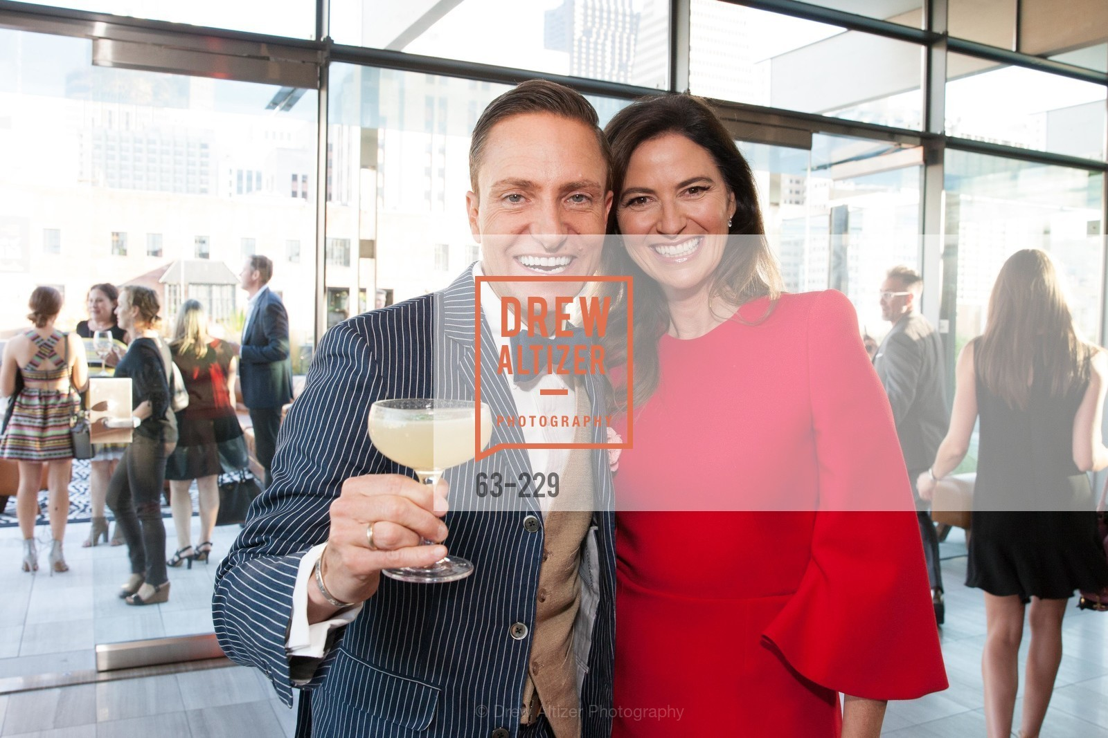 Ken Fulk, Sandra Stangl, Ken Fulk Collection Arrival Party At The Battery, Battery. 717 Battery St, August 12th, 2015,Drew Altizer, Drew Altizer Photography, full-service agency, private events, San Francisco photographer, photographer california