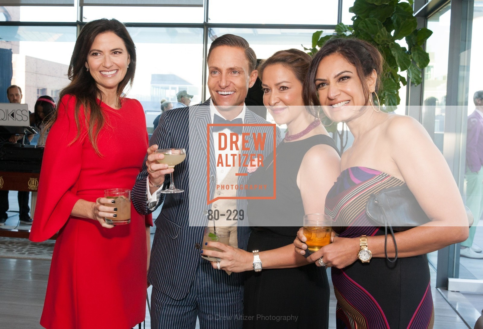 Sandra Stangl, Ken Fulk, Leslie Oshirak, Monica Bhargava, Ken Fulk Collection Arrival Party At The Battery, Battery. 717 Battery St, August 12th, 2015,Drew Altizer, Drew Altizer Photography, full-service agency, private events, San Francisco photographer, photographer california