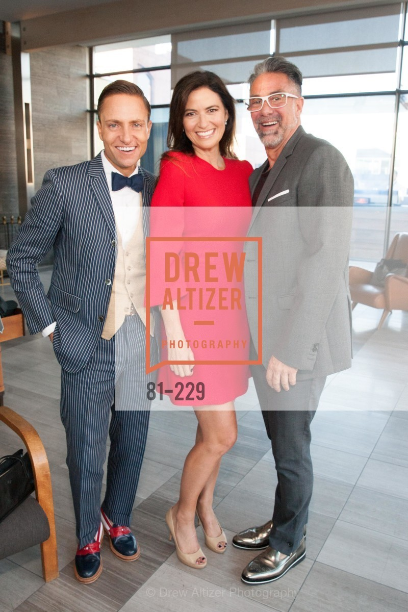 Ken Fulk, Sandra Stangl, Brett Klagney, Ken Fulk Collection Arrival Party At The Battery, Battery. 717 Battery St, August 12th, 2015,Drew Altizer, Drew Altizer Photography, full-service agency, private events, San Francisco photographer, photographer california