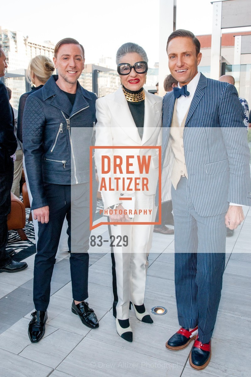 Mark Rhoades, Joy Venturini Bianchi, Ken Fulk, Ken Fulk Collection Arrival Party At The Battery, Battery. 717 Battery St, August 12th, 2015,Drew Altizer, Drew Altizer Photography, full-service agency, private events, San Francisco photographer, photographer california