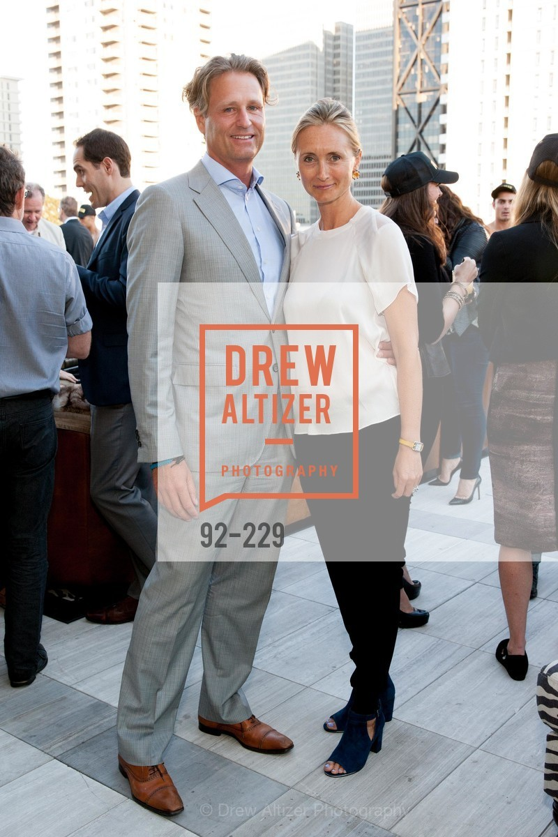 Max Armour, Louise Armour, Ken Fulk Collection Arrival Party At The Battery, Battery. 717 Battery St, August 12th, 2015,Drew Altizer, Drew Altizer Photography, full-service agency, private events, San Francisco photographer, photographer california