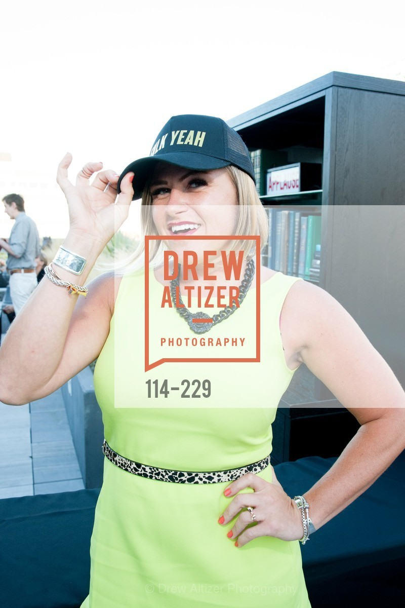 Tiffany Kramer, Ken Fulk Collection Arrival Party At The Battery, Battery. 717 Battery St, August 12th, 2015,Drew Altizer, Drew Altizer Photography, full-service event agency, private events, San Francisco photographer, photographer California