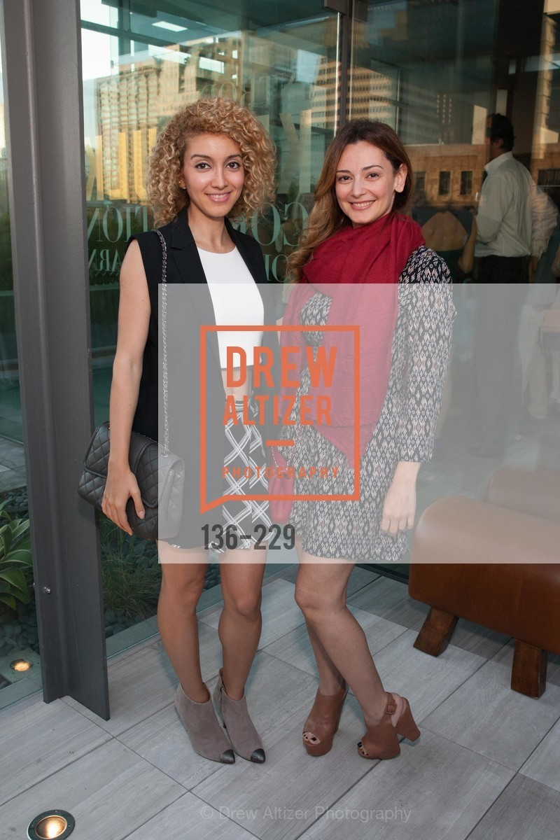 Shirin Hashemi, Mahsa Hakim, Ken Fulk Collection Arrival Party At The Battery, Battery. 717 Battery St, August 12th, 2015,Drew Altizer, Drew Altizer Photography, full-service agency, private events, San Francisco photographer, photographer california