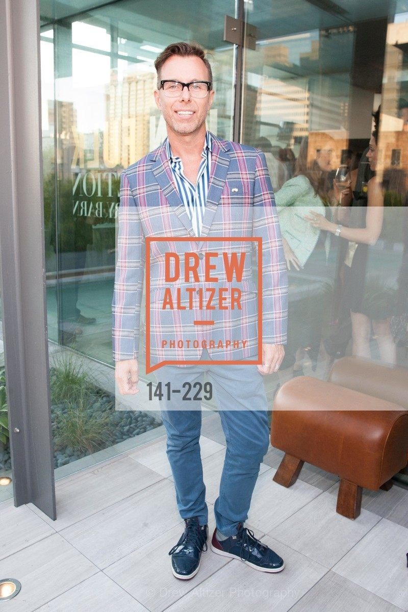 Brian Anderson, Ken Fulk Collection Arrival Party At The Battery, Battery. 717 Battery St, August 12th, 2015,Drew Altizer, Drew Altizer Photography, full-service agency, private events, San Francisco photographer, photographer california