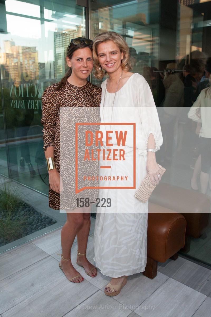 Anne Waterman, Leigh Matthes, Ken Fulk Collection Arrival Party At The Battery, Battery. 717 Battery St, August 12th, 2015,Drew Altizer, Drew Altizer Photography, full-service agency, private events, San Francisco photographer, photographer california