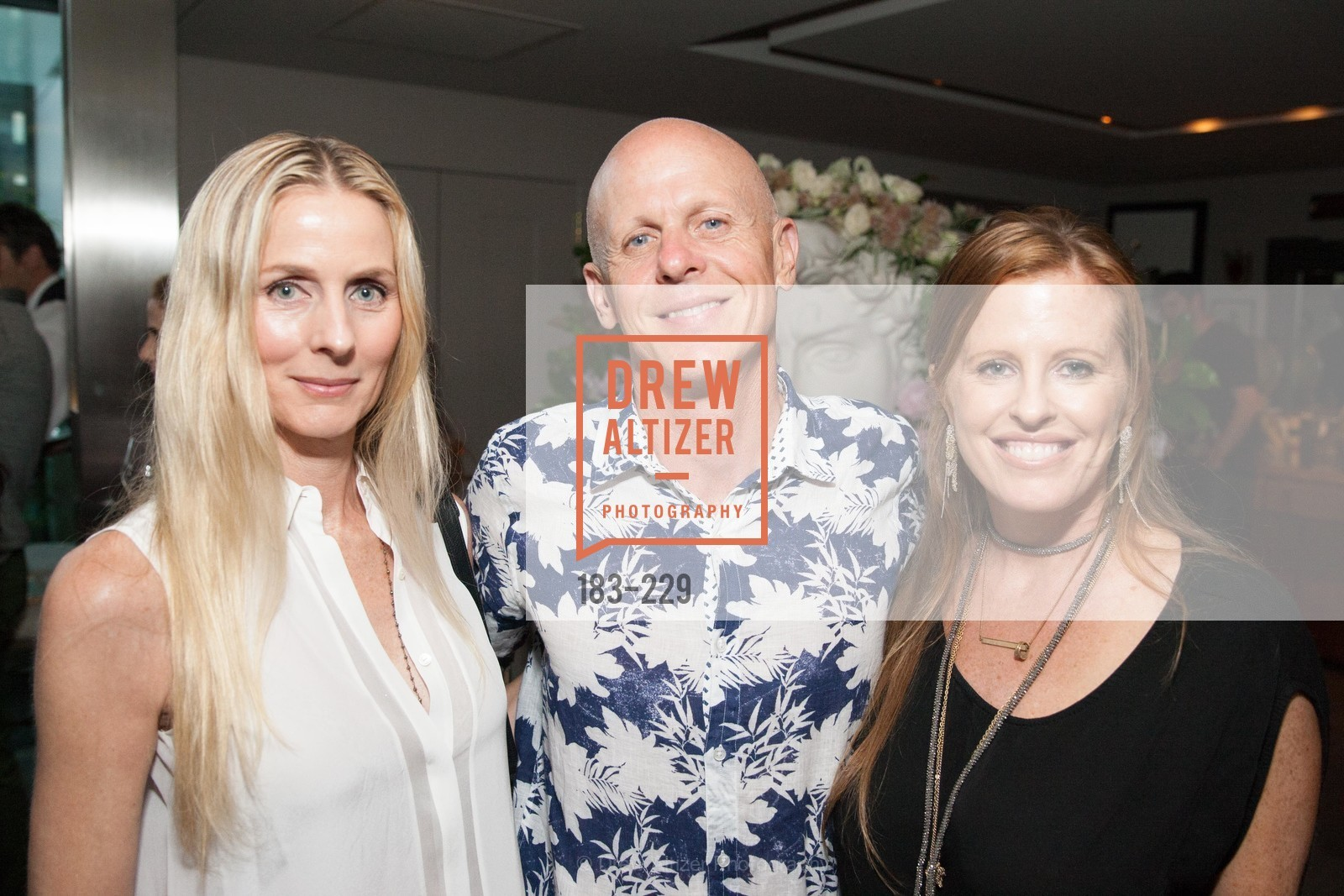 Lane Murchison, Caroline Lizarraga, Ken Fulk Collection Arrival Party At The Battery, Battery. 717 Battery St, August 12th, 2015,Drew Altizer, Drew Altizer Photography, full-service agency, private events, San Francisco photographer, photographer california