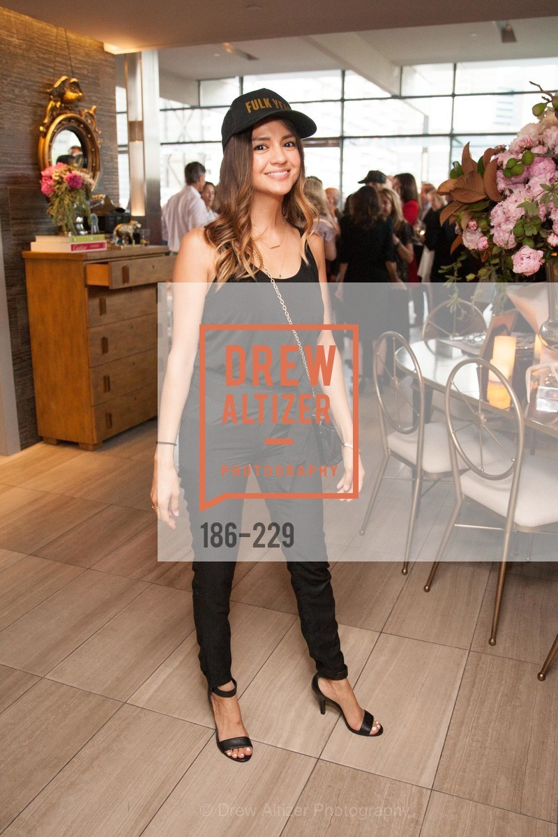 Cynthia Fuentes, Ken Fulk Collection Arrival Party At The Battery, Battery. 717 Battery St, August 12th, 2015,Drew Altizer, Drew Altizer Photography, full-service agency, private events, San Francisco photographer, photographer california