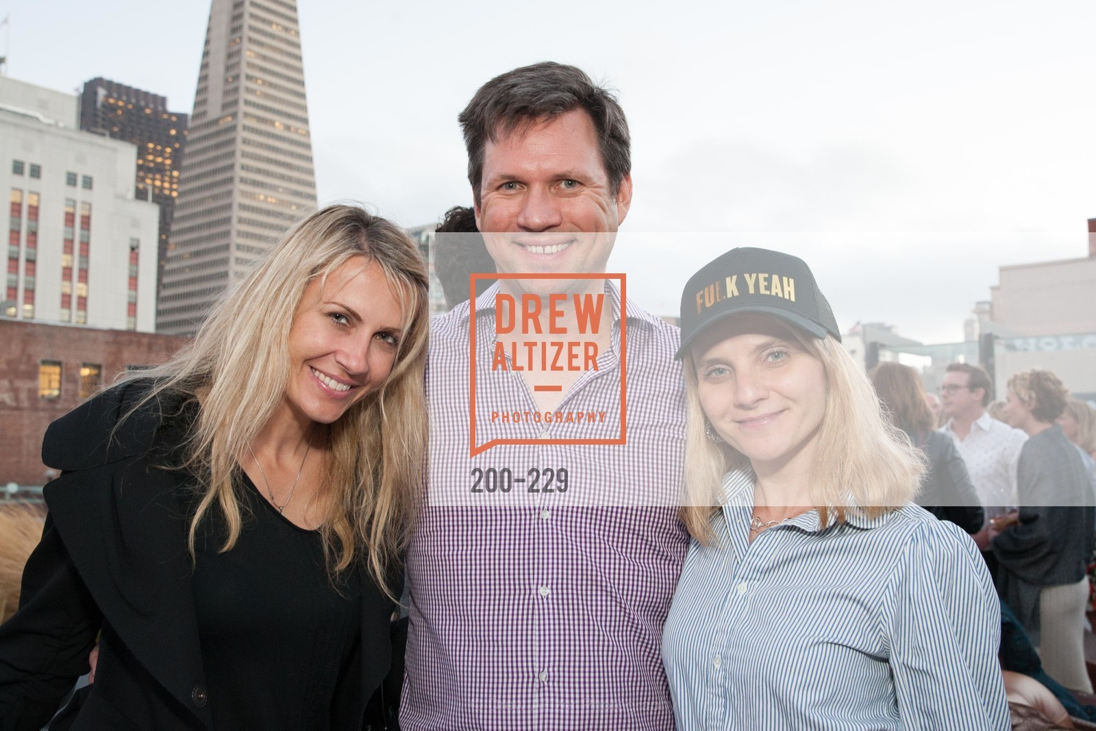Maya Dinapoli, Jason Filuk, Katerina Surnigova, Ken Fulk Collection Arrival Party At The Battery, Battery. 717 Battery St, August 12th, 2015,Drew Altizer, Drew Altizer Photography, full-service agency, private events, San Francisco photographer, photographer california
