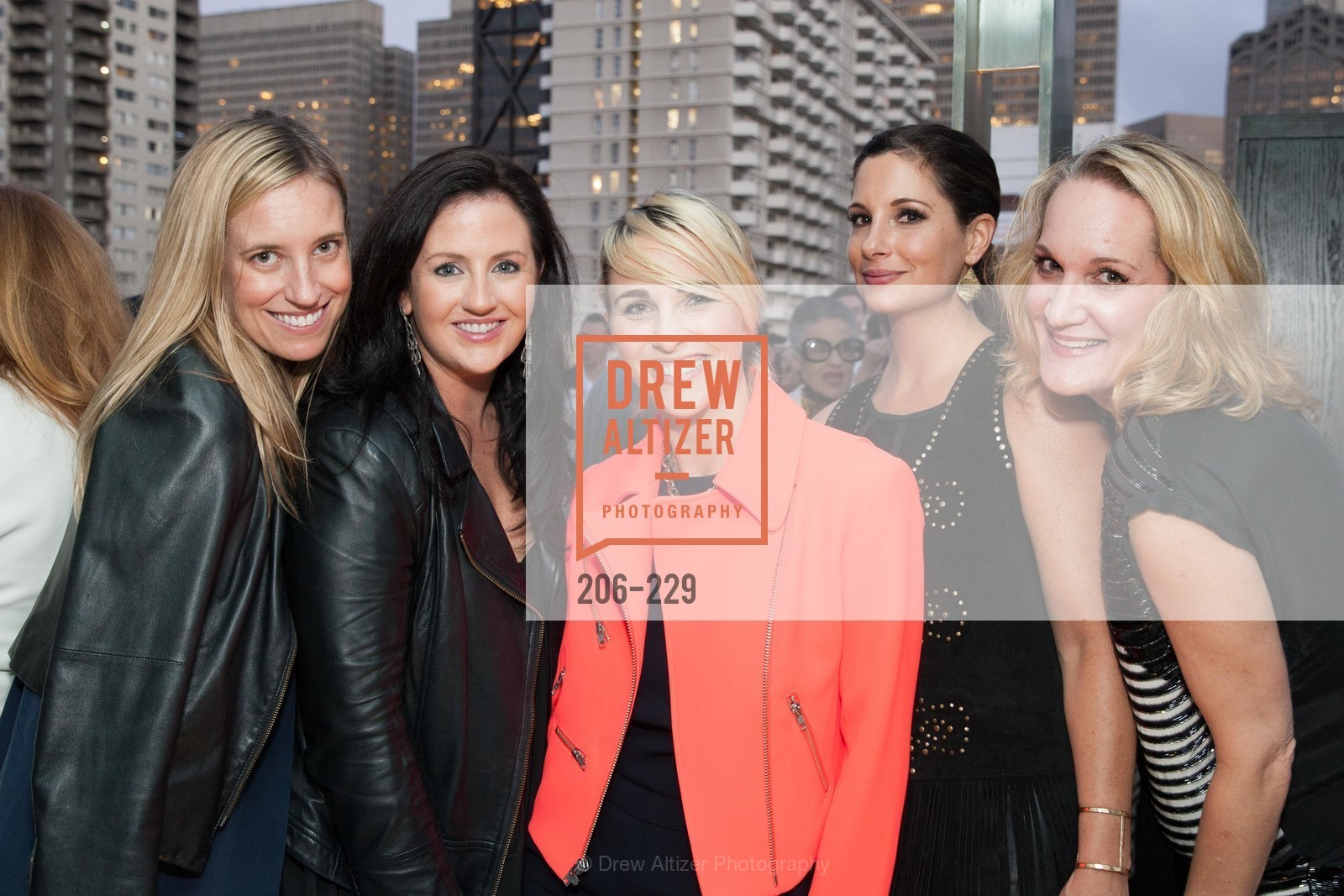 Kim Terry, Alison McMahon, Kelly Peters, Judy Elliott, Susie Johnson, Ken Fulk Collection Arrival Party At The Battery, Battery. 717 Battery St, August 12th, 2015,Drew Altizer, Drew Altizer Photography, full-service agency, private events, San Francisco photographer, photographer california