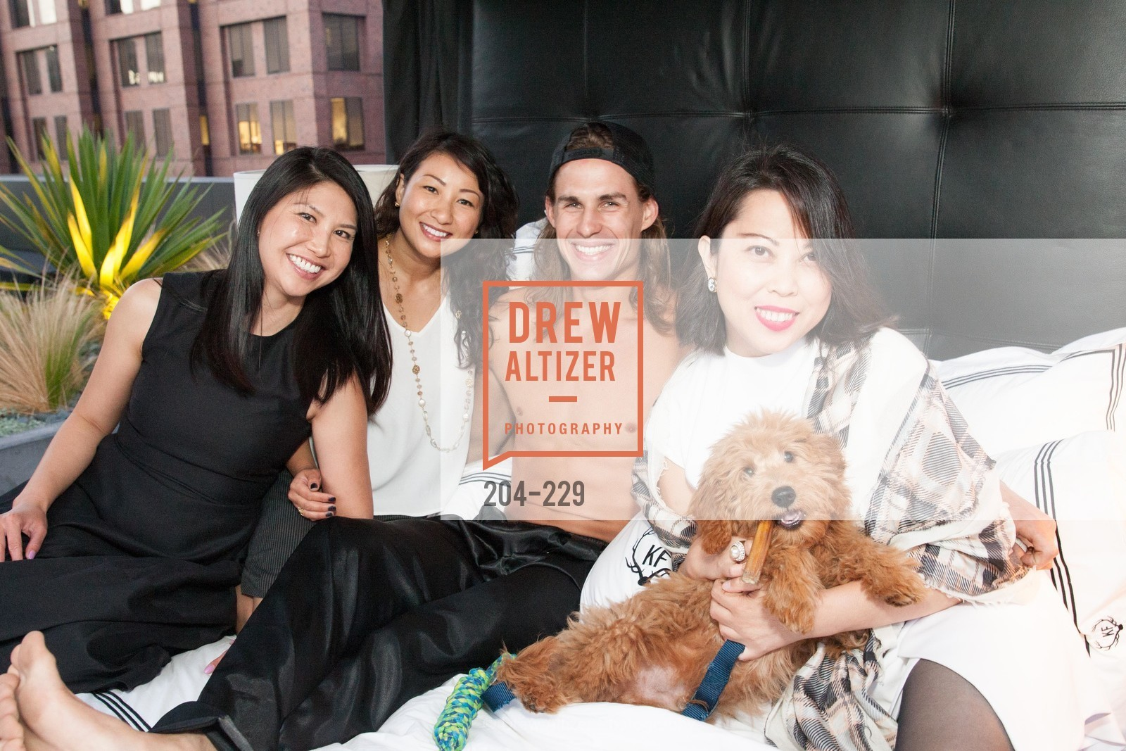 Maggie Sin, Aggie Sin, Winston Black, Tramy Nguyen, Ken Fulk Collection Arrival Party At The Battery, Battery. 717 Battery St, August 12th, 2015,Drew Altizer, Drew Altizer Photography, full-service agency, private events, San Francisco photographer, photographer california