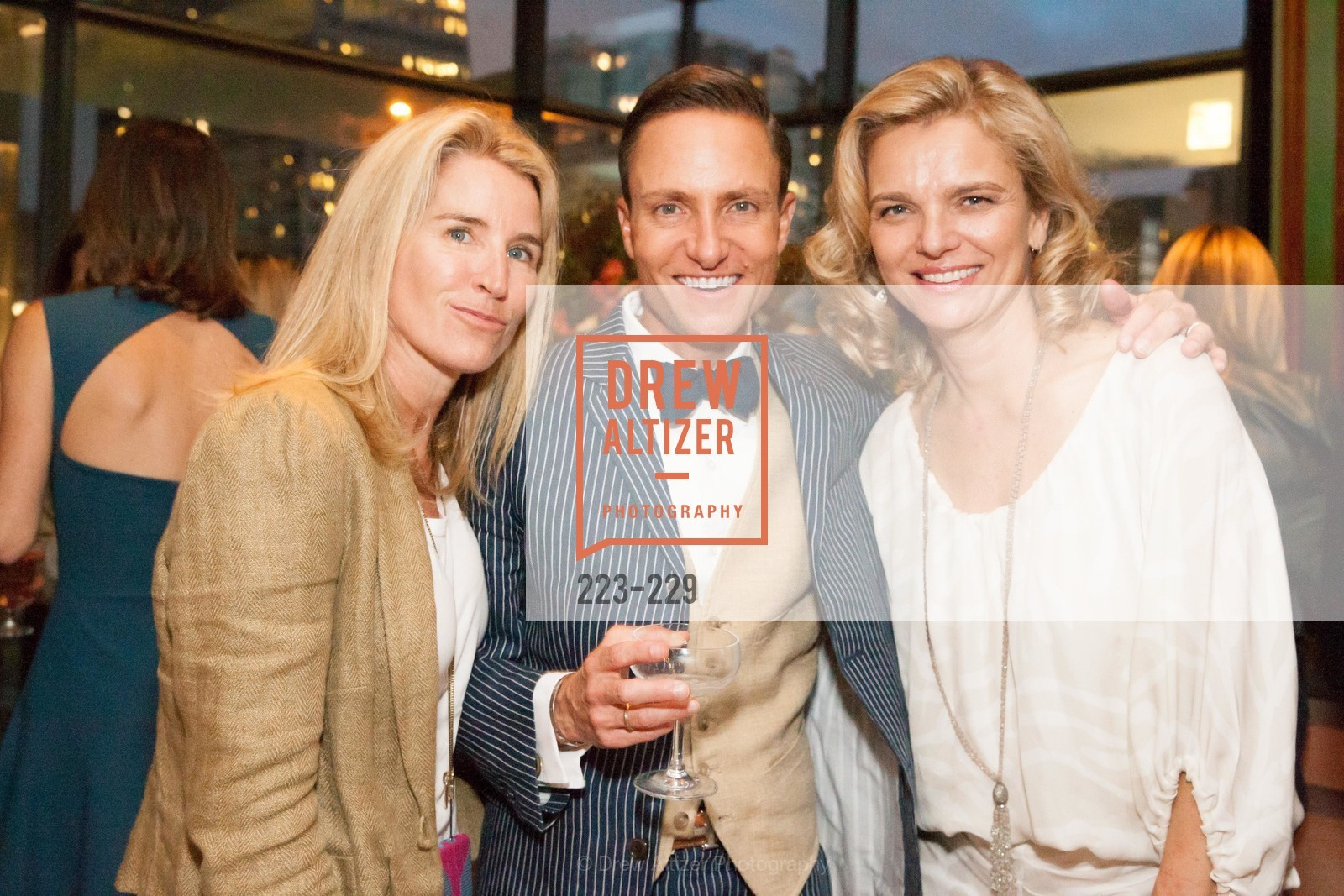 Summer Tompkins Walker, Ken Fulk, Leigh Matthes, Ken Fulk Collection Arrival Party At The Battery, Battery. 717 Battery St, August 12th, 2015,Drew Altizer, Drew Altizer Photography, full-service agency, private events, San Francisco photographer, photographer california