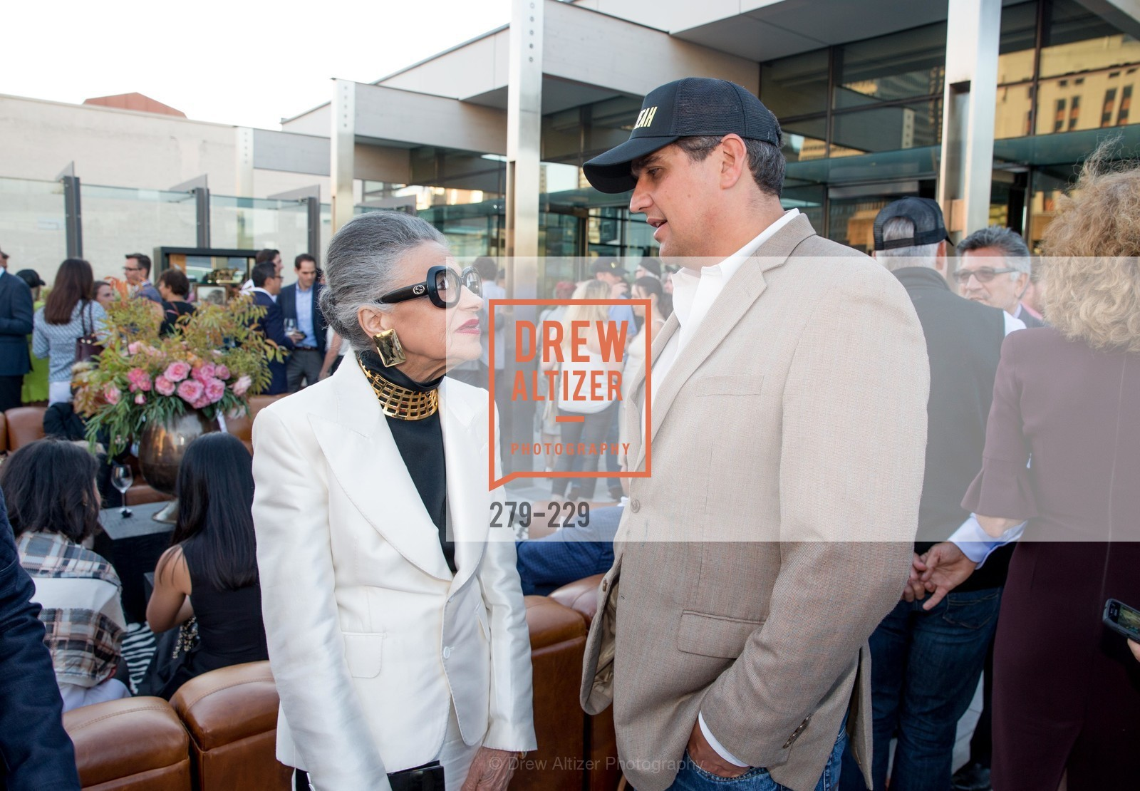 Joy Venturini Bianchi, Peter Stern, Ken Fulk Collection Arrival Party At The Battery, Battery. 717 Battery St, August 12th, 2015,Drew Altizer, Drew Altizer Photography, full-service event agency, private events, San Francisco photographer, photographer California