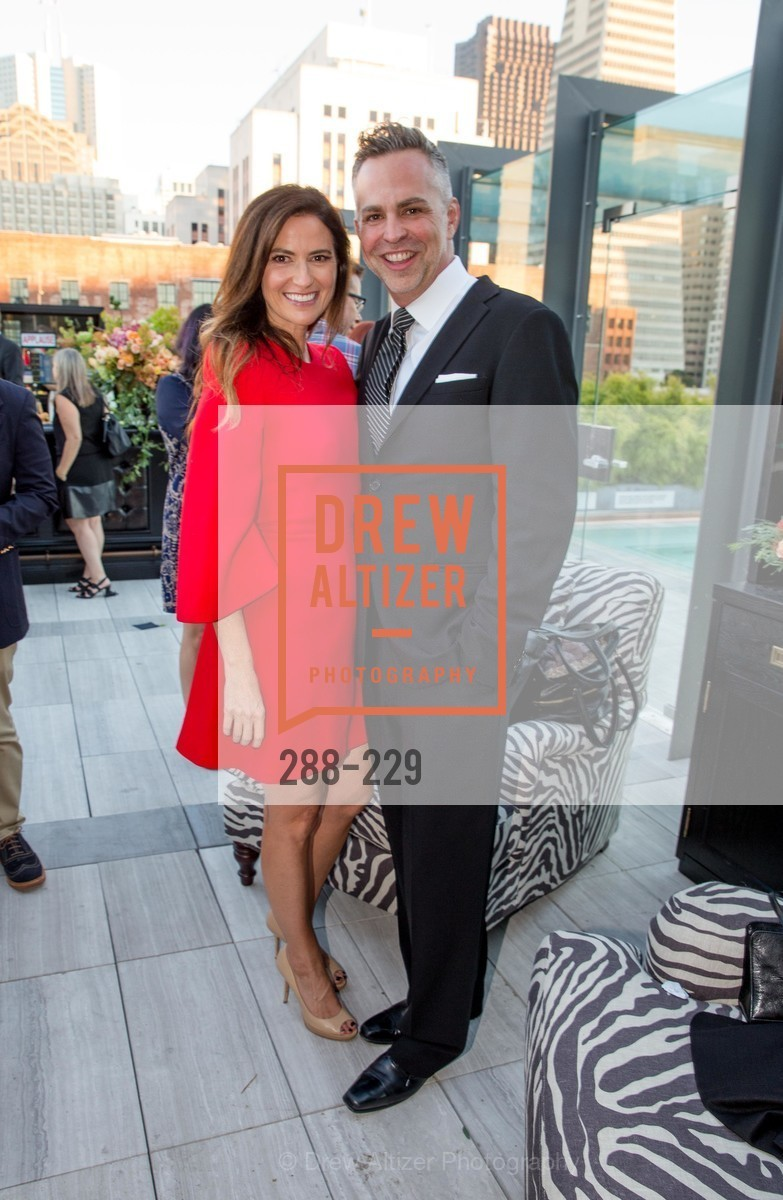 Sandra Stangl, Carter Etherington, Ken Fulk Collection Arrival Party At The Battery, Battery. 717 Battery St, August 12th, 2015,Drew Altizer, Drew Altizer Photography, full-service agency, private events, San Francisco photographer, photographer california
