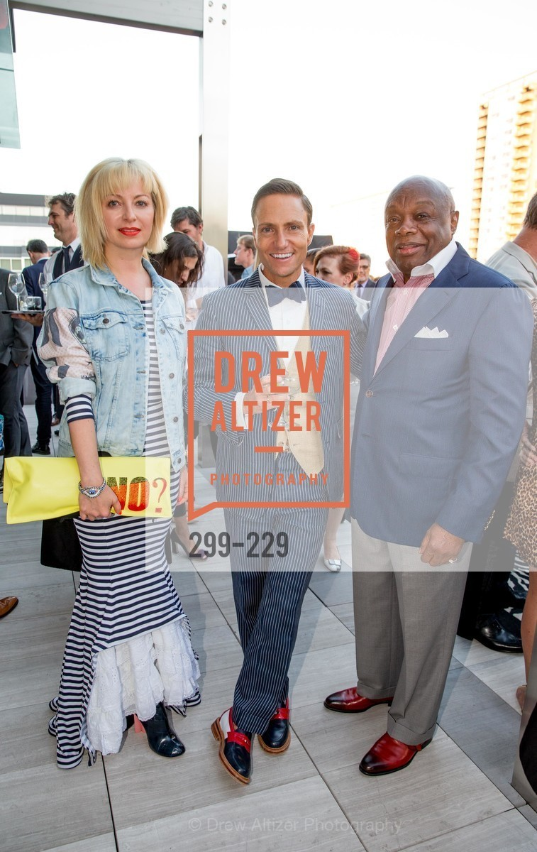 Sonya Molodetskaya, Ken Fulk, Willie Brown, Ken Fulk Collection Arrival Party At The Battery, Battery. 717 Battery St, August 12th, 2015,Drew Altizer, Drew Altizer Photography, full-service agency, private events, San Francisco photographer, photographer california