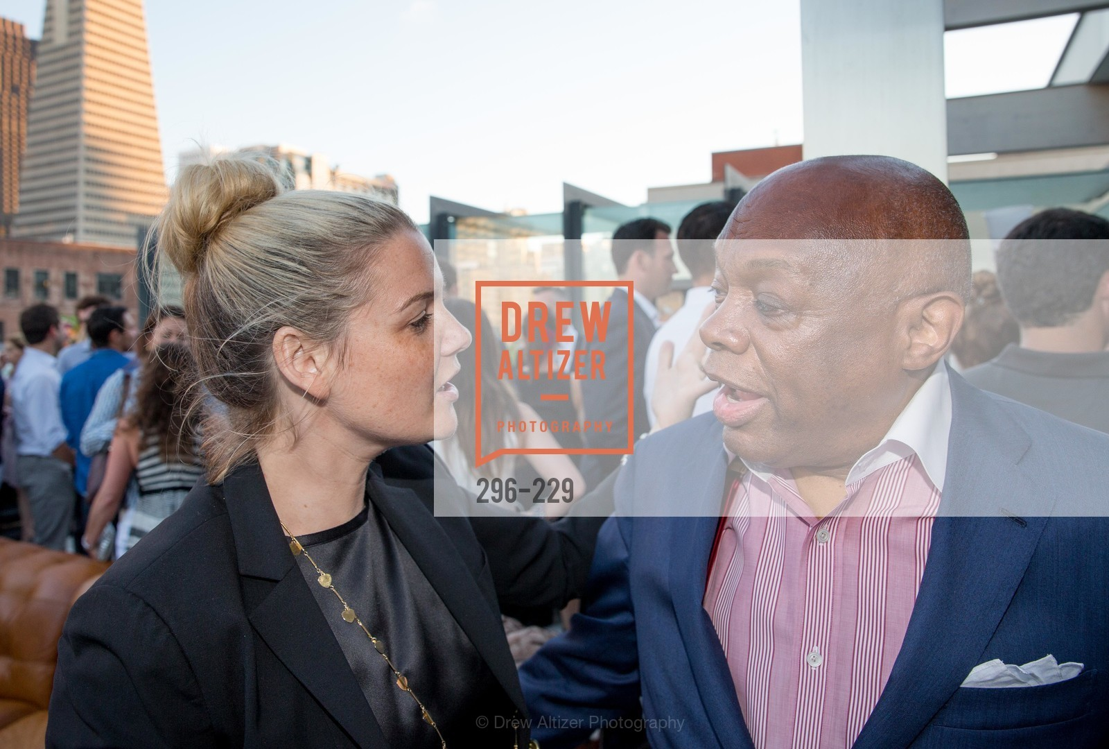 Anna Weinberg, Willie Brown, Ken Fulk Collection Arrival Party At The Battery, Battery. 717 Battery St, August 12th, 2015,Drew Altizer, Drew Altizer Photography, full-service agency, private events, San Francisco photographer, photographer california