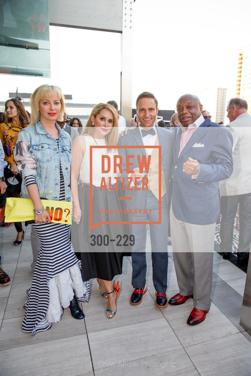 Sonya Molodetskaya, Brenda Zarate, Ken Fulk, Willie Brown, Ken Fulk Collection Arrival Party At The Battery, Battery. 717 Battery St, August 12th, 2015,Drew Altizer, Drew Altizer Photography, full-service agency, private events, San Francisco photographer, photographer california