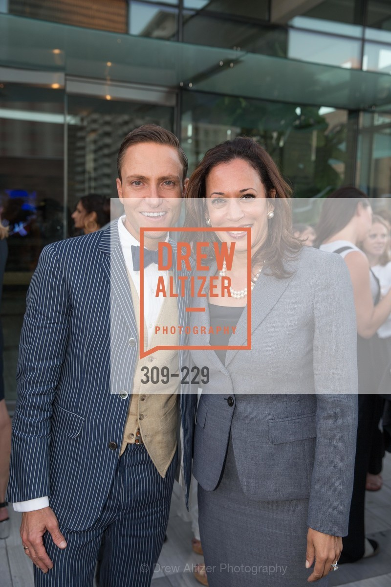 Ken Fulk, Kamala Harris, Ken Fulk Collection Arrival Party At The Battery, Battery. 717 Battery St, August 12th, 2015,Drew Altizer, Drew Altizer Photography, full-service agency, private events, San Francisco photographer, photographer california