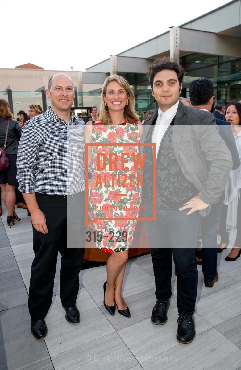 Jason Moline, Sarah Lynch, Daniel Castro, Photo #315-229