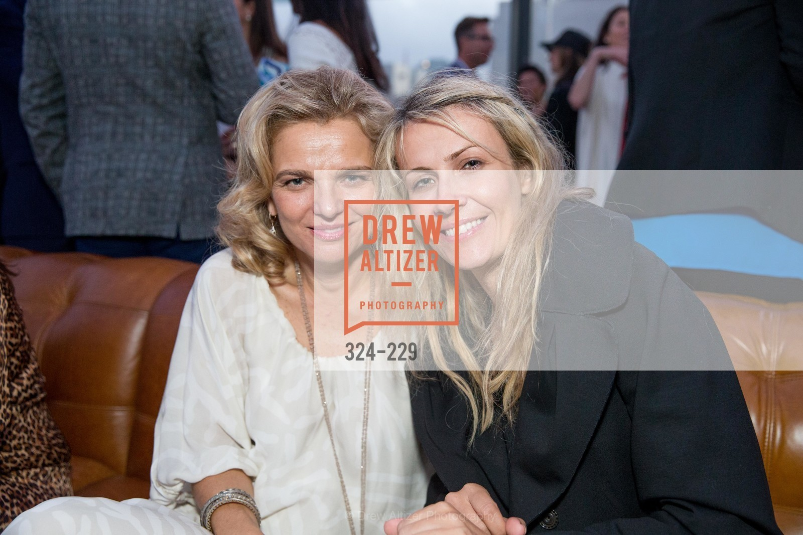 Leigh Matthes, Maya Dinapoli, Ken Fulk Collection Arrival Party At The Battery, Battery. 717 Battery St, August 12th, 2015,Drew Altizer, Drew Altizer Photography, full-service agency, private events, San Francisco photographer, photographer california