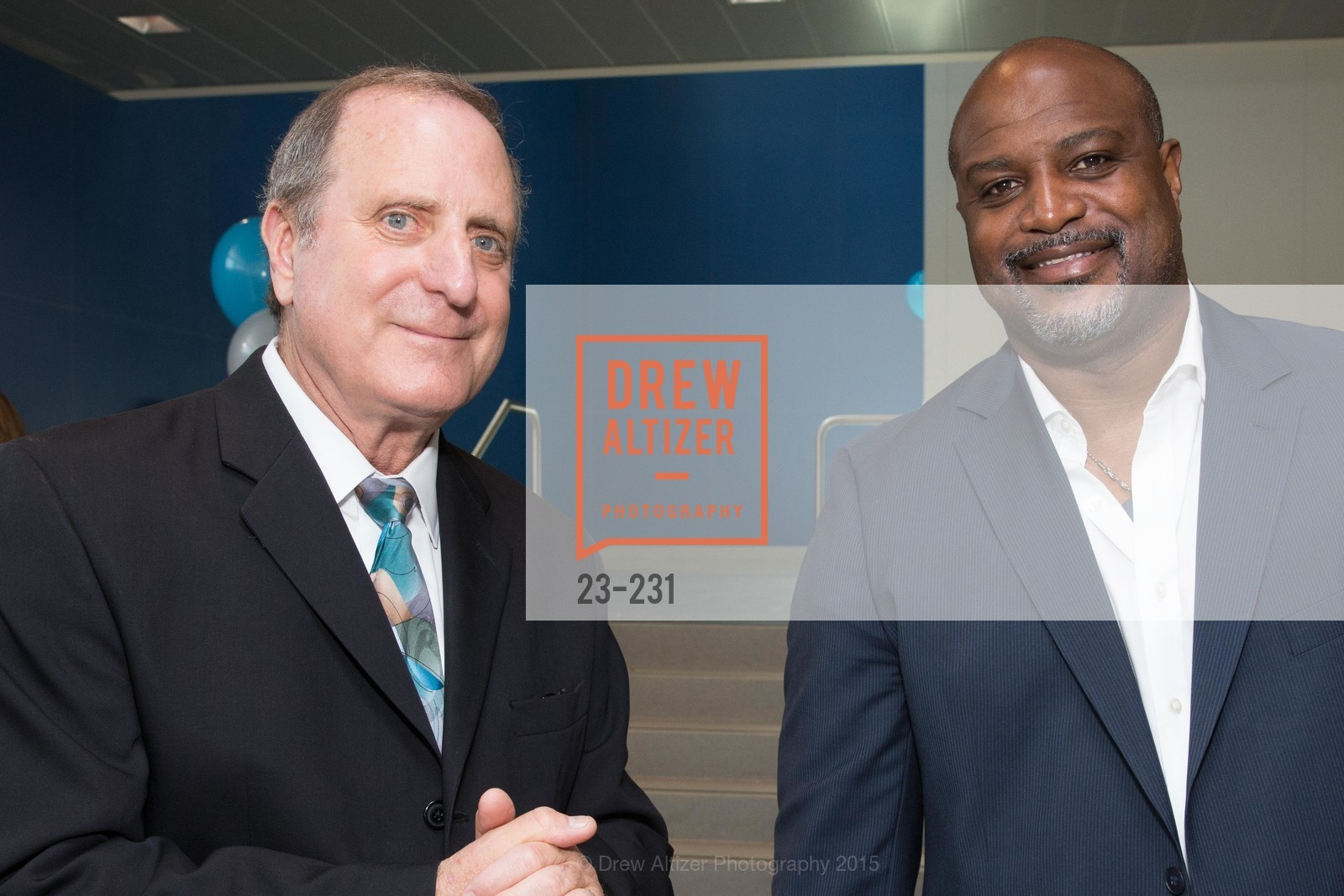 David Goldin, Wayne Jones, Willie L. Brown Middle School Ribbon Cutting Ceremony, Willie L. Brown Middle School. 2055 Silver Avenue, August 13th, 2015,Drew Altizer, Drew Altizer Photography, full-service agency, private events, San Francisco photographer, photographer california