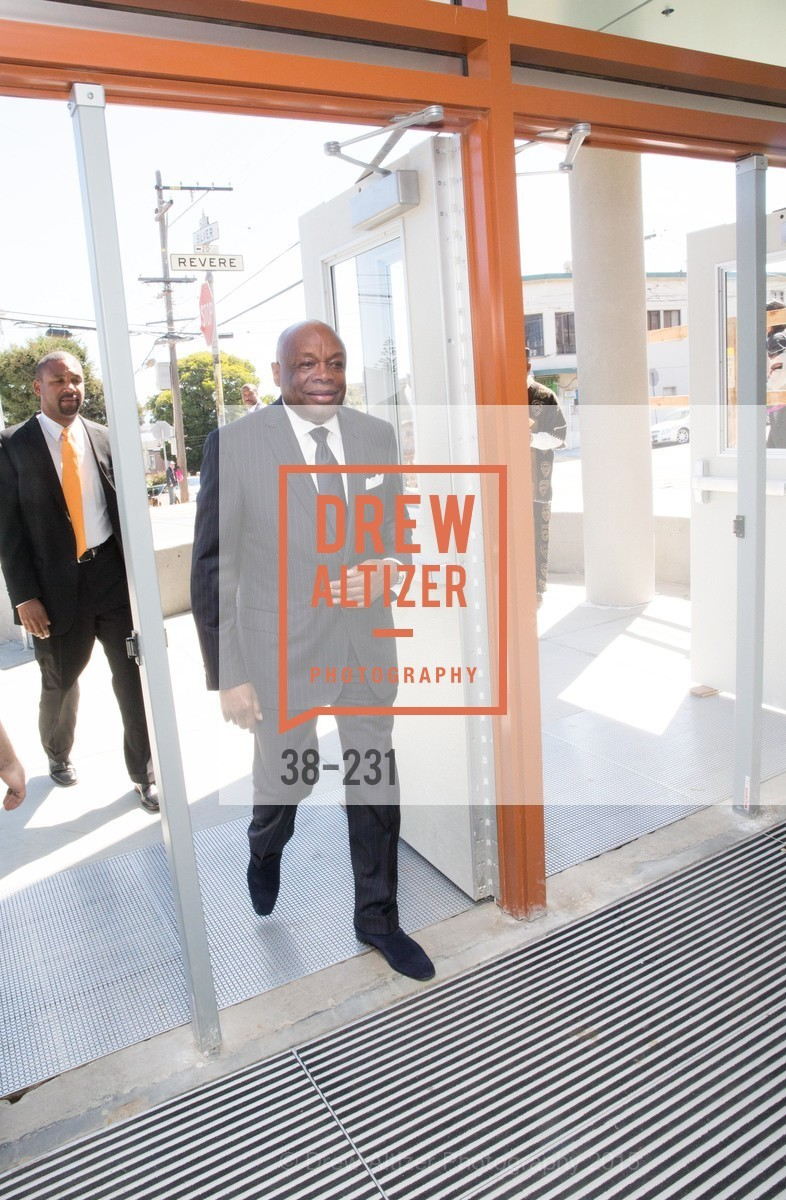 Willie Brown, Photo #38-231