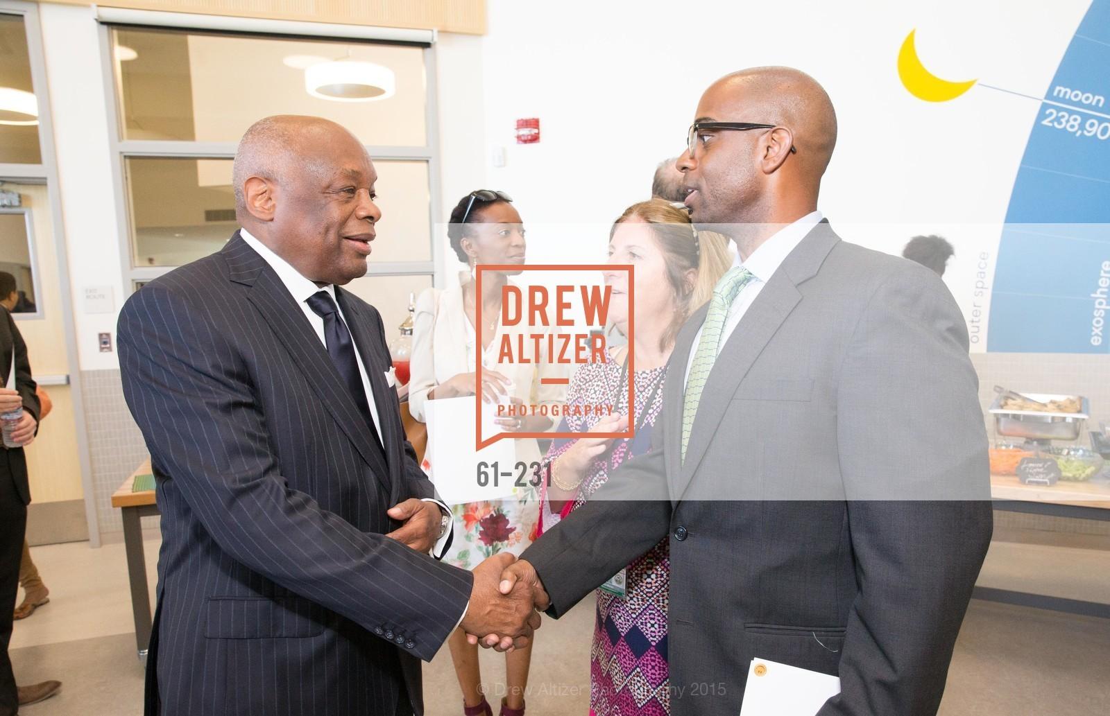 Willie Brown, Photo #61-231