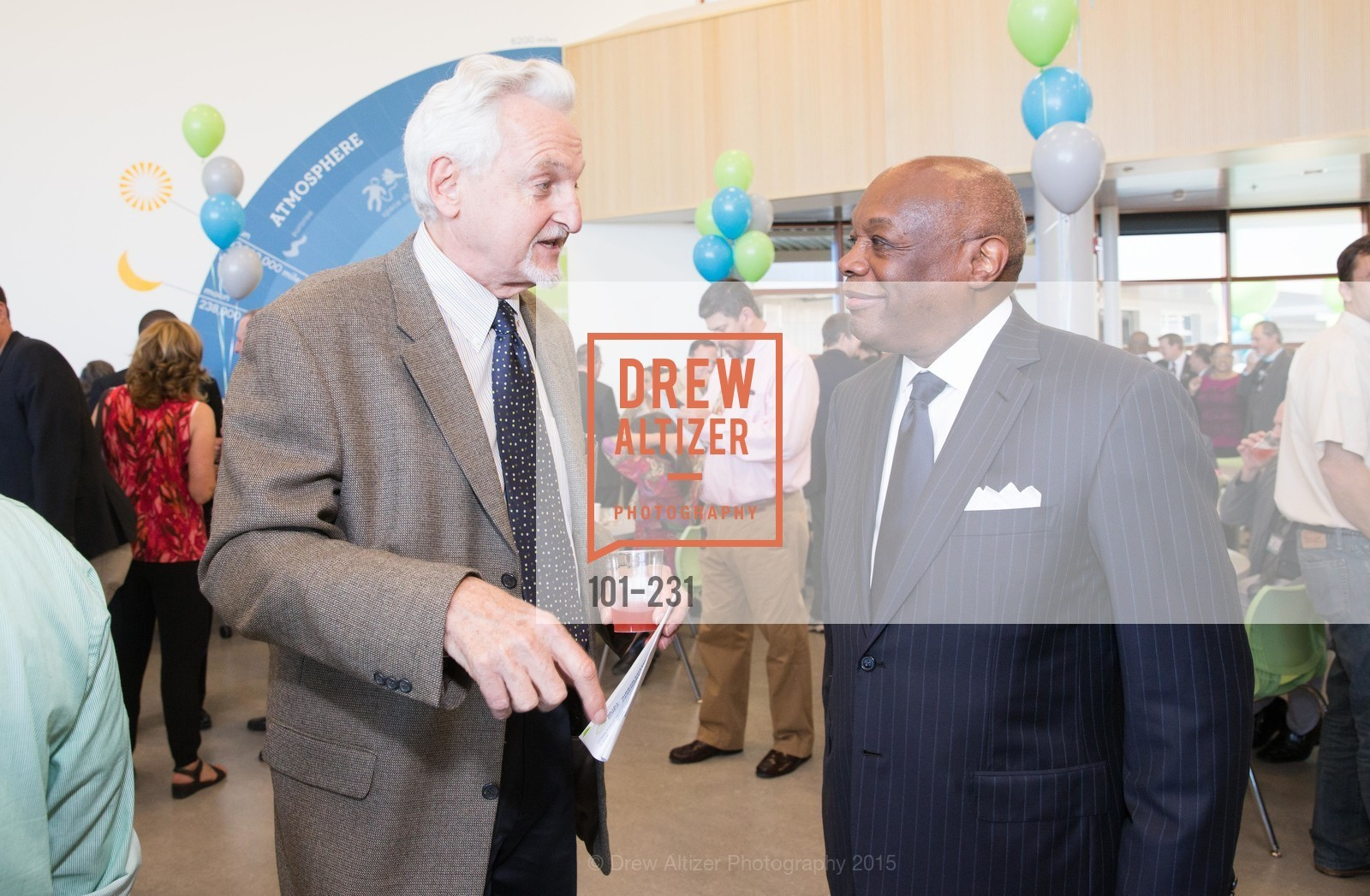 Jim Illig, Willie Brown, Willie L. Brown Middle School Ribbon Cutting Ceremony, Willie L. Brown Middle School. 2055 Silver Avenue, August 13th, 2015,Drew Altizer, Drew Altizer Photography, full-service agency, private events, San Francisco photographer, photographer california