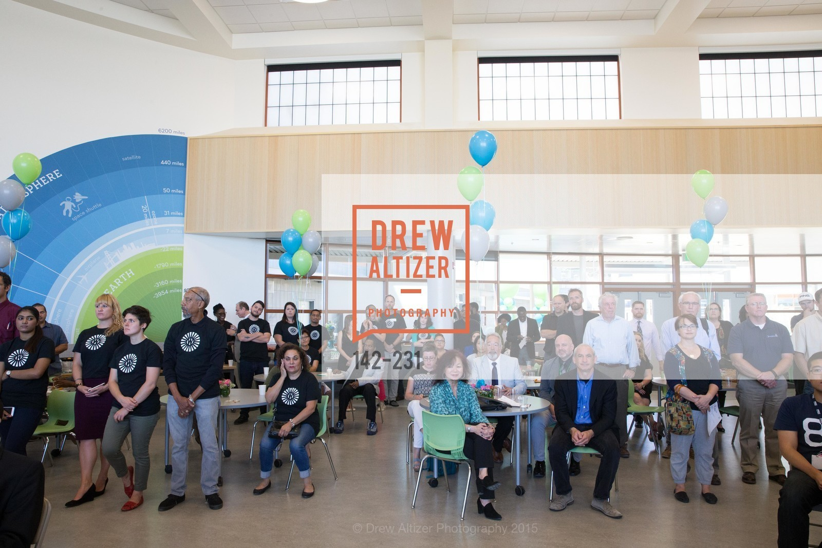 Atmosphere, Willie L. Brown Middle School Ribbon Cutting Ceremony, Willie L. Brown Middle School. 2055 Silver Avenue, August 13th, 2015,Drew Altizer, Drew Altizer Photography, full-service event agency, private events, San Francisco photographer, photographer California
