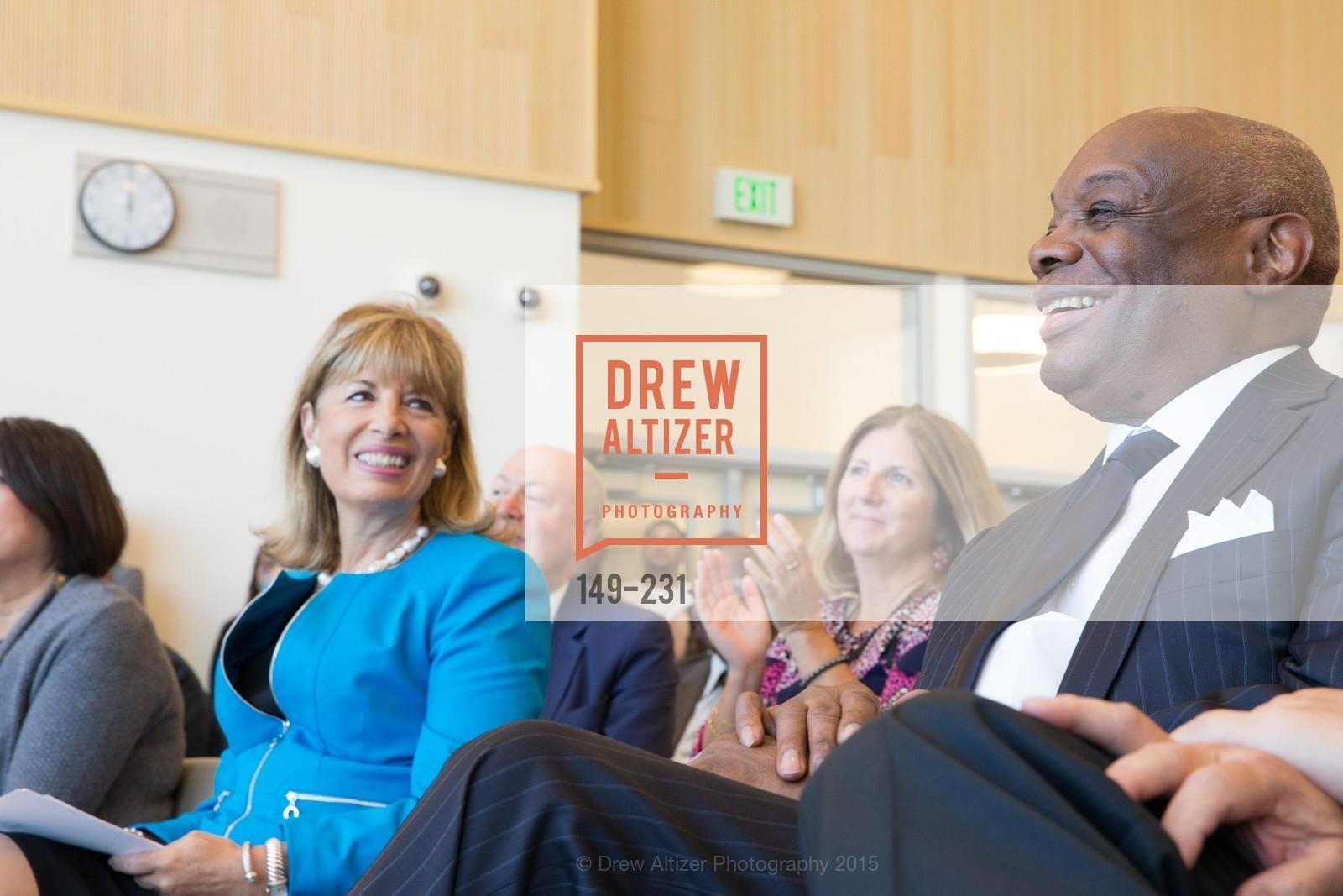 Jackie Speier, Willie Brown, Photo #149-231