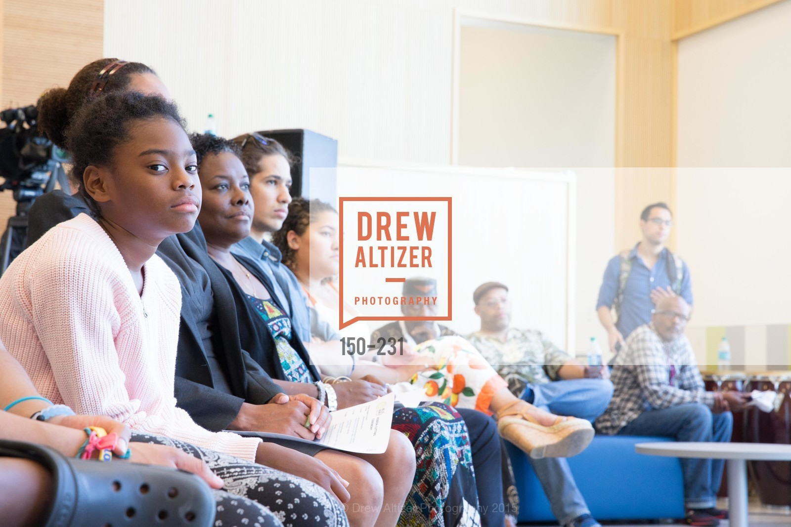Matea Brown, Willie L. Brown Middle School Ribbon Cutting Ceremony, Willie L. Brown Middle School. 2055 Silver Avenue, August 13th, 2015,Drew Altizer, Drew Altizer Photography, full-service agency, private events, San Francisco photographer, photographer california