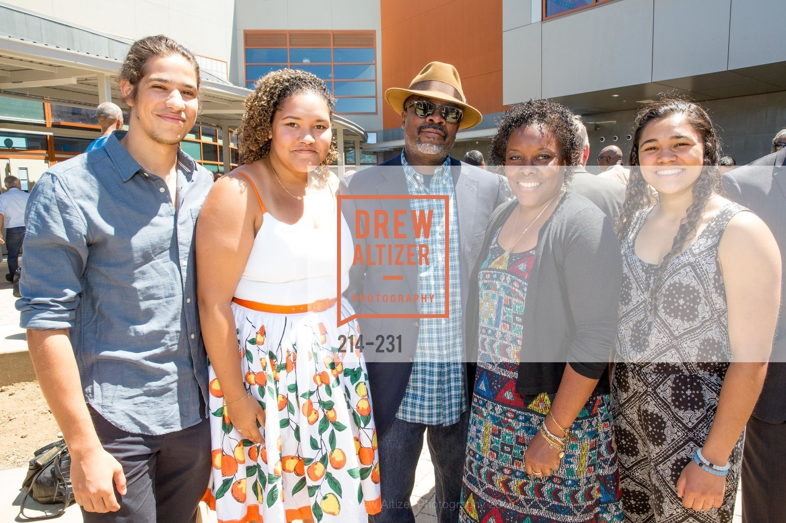 Michael Brown, Willie L. Brown Middle School Ribbon Cutting Ceremony, Willie L. Brown Middle School. 2055 Silver Avenue, August 13th, 2015,Drew Altizer, Drew Altizer Photography, full-service agency, private events, San Francisco photographer, photographer california