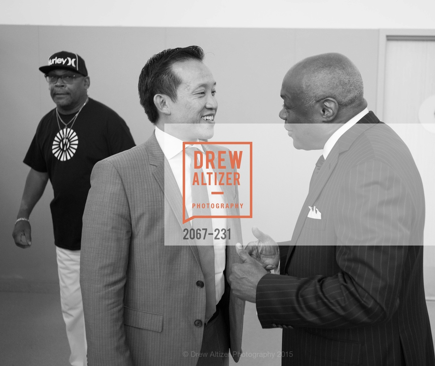 David Chu, Willie Brown, Willie L. Brown Middle School Ribbon Cutting Ceremony, Willie L. Brown Middle School. 2055 Silver Avenue, August 13th, 2015,Drew Altizer, Drew Altizer Photography, full-service event agency, private events, San Francisco photographer, photographer California